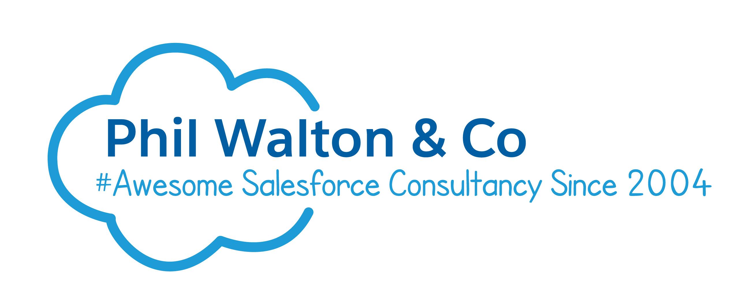 Phil Walton Logo