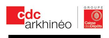 CDC Arkineo